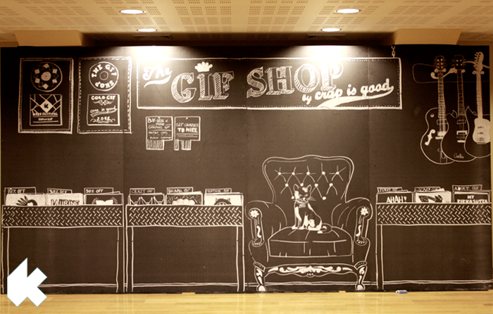 KIKK Festival   The Gif Shop