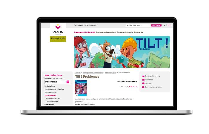 VAN IN | Bannières web